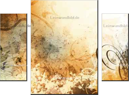 Leinwandbild - hello808 : grunge background texture